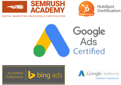 WJB Marketing is Google Ads Certified